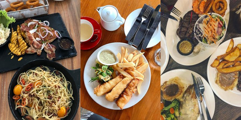 12 Must Go Restaurants with Sinfully Delicious Western Food in Johor Bahru 820x410 - Unique Dining Experience Near These Apartments