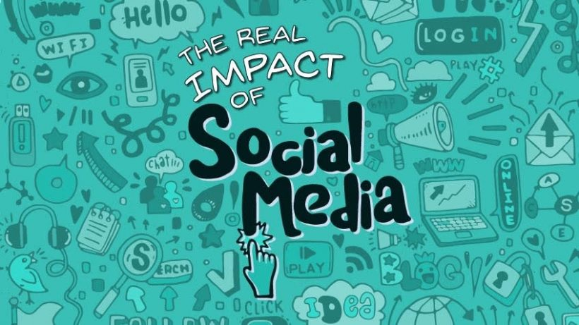 real impact social media 820x461 - Social Media Content Ideas