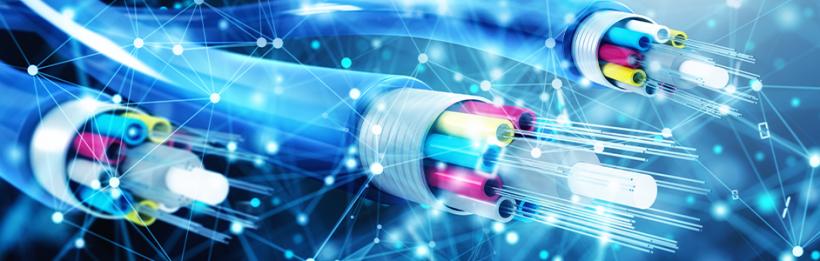 Four Advantages of Fiber Optic Communications 820x261 - Fiber Optic Benefits